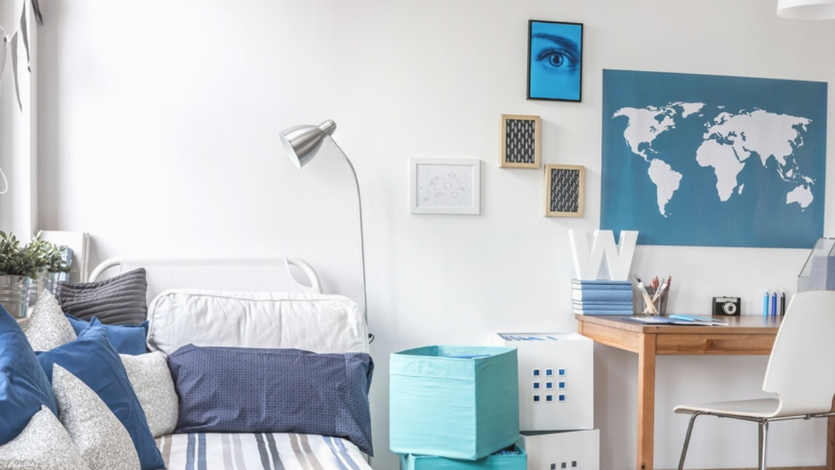 How to Make Your Dorm Room Uniquely Yours